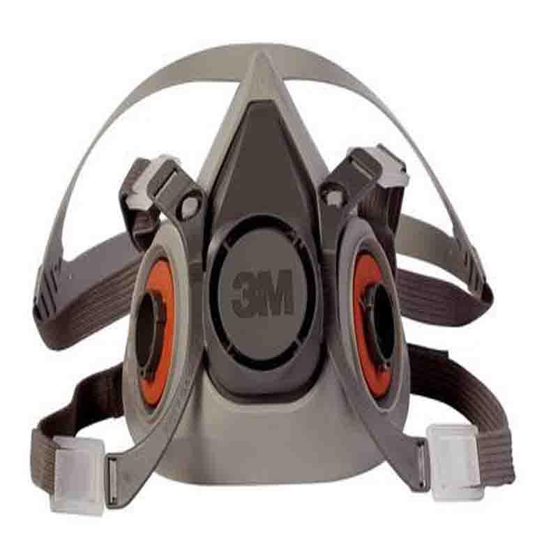 3M™ Half Facepiece Reusable Respirator 6200 Medium