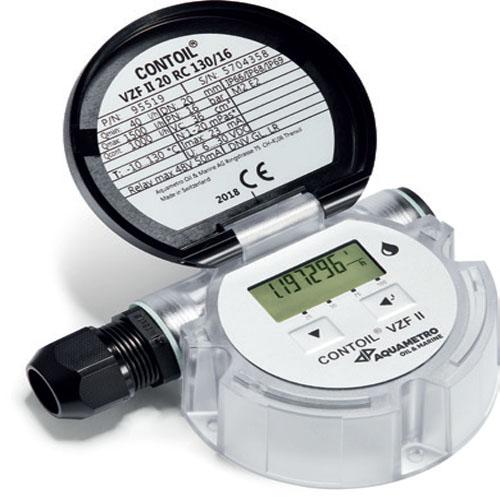 AQUA METRO Technical Data CONTOIL® VZF/A II