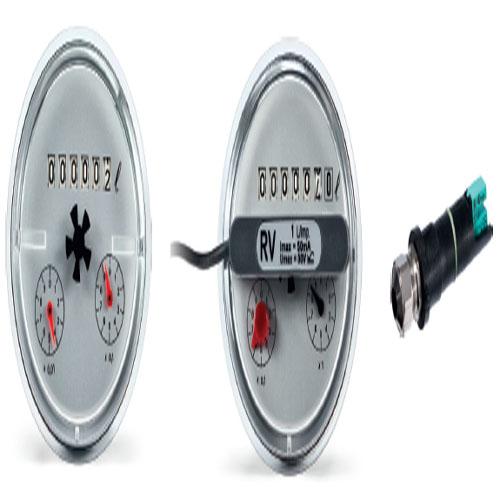 AQUA Metro Technical Data CONTOIL® VZO/A Mechanical Display