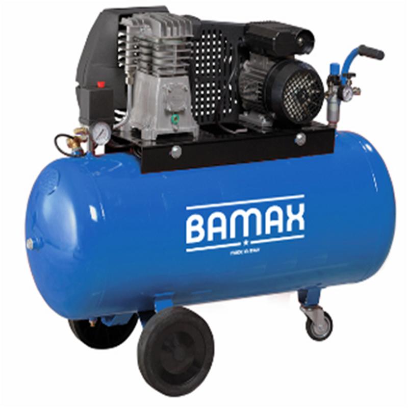 BAMAX PISTON AIR COMPRESSOR 2HP