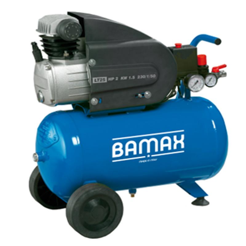 BAMAX PISTON AIR COMPRESSOR BX230 24