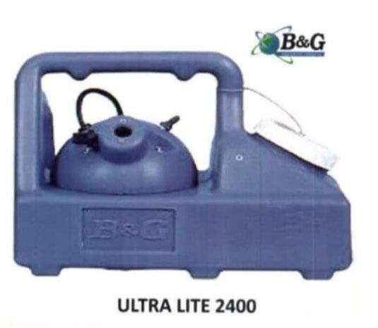 B&G ULV/MIST Ultra-Lite Model 2400