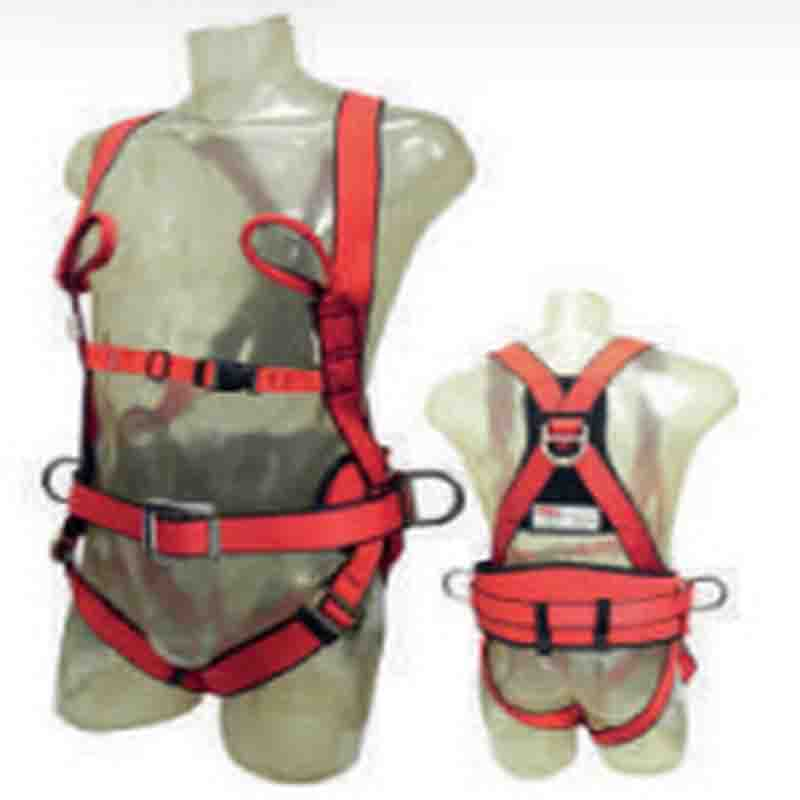 CIG19458 - FULL BODY HARNESS + CIG19K519 WORK POSITIONING BELT