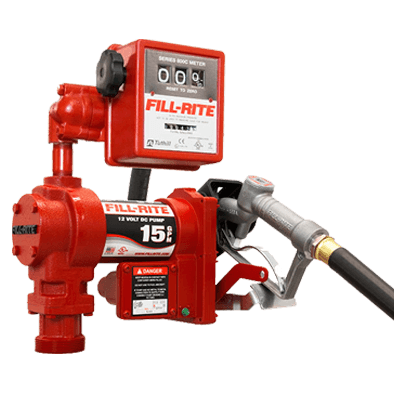 DC TRANSFER PUMP FR 1211