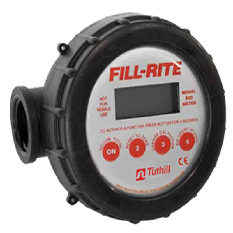 Fill-Rite Flowmeter  Digital Display FR 820