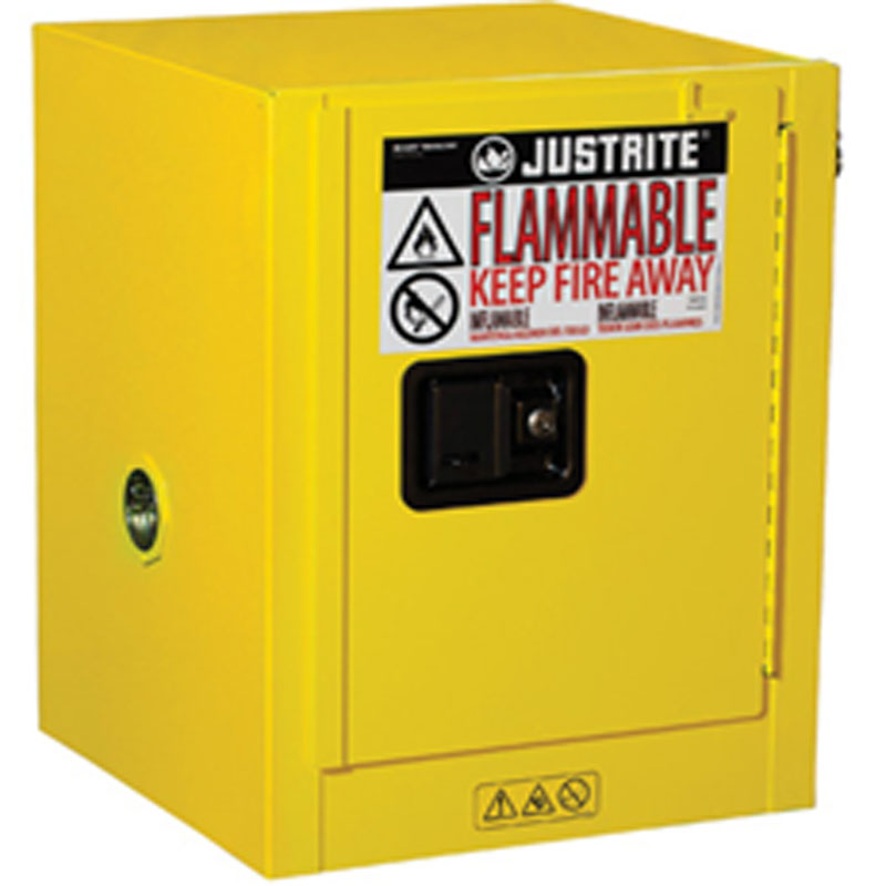 Justrite 890400 Safety Cabinet Sure-Grip® EX Countertop