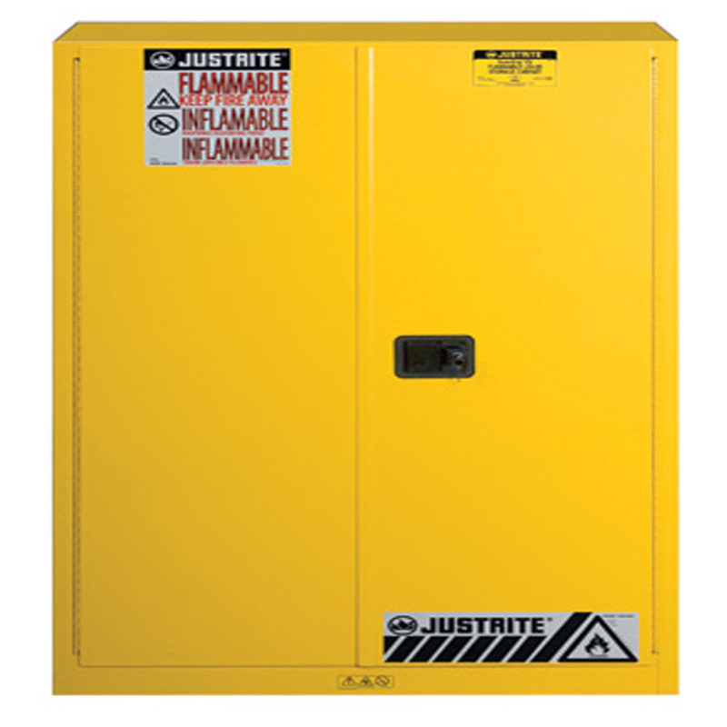 Justrite 894500 Sure-Grip® EX Flammable Safety Cabinet