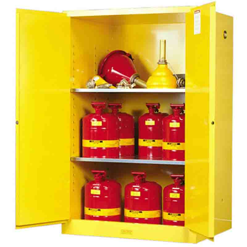 Justrite 899000 Safety Cabinet Flammable 90 Gall