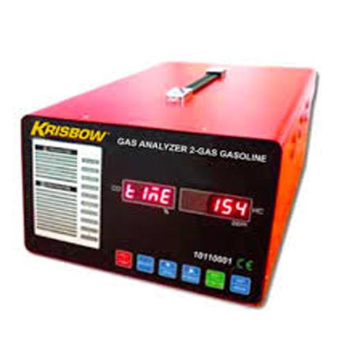 KRISBOW Analyzer 2 Gas