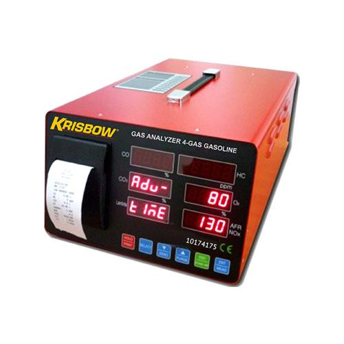 KRISBOW Analyzer 4 Gas