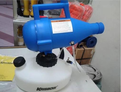 Krisbow ULV Cold Fogger Machine 4.5L - FM 4.5C 10412673