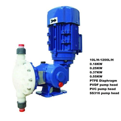 MS1 Series  Mechanical Diaphragm Metering Pumps