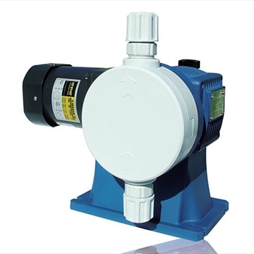 MSA Series  Mechanical Diaphragm Metering Pum