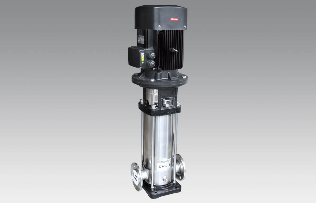 VENEZIA PRIME - Pompa Vertical Multistage Centrifugal Model - CVL2-7