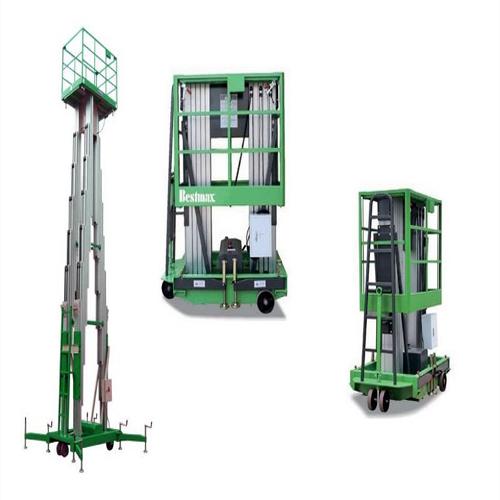 Alumunium Aerial Work Platform (Double Mast) ME800-2