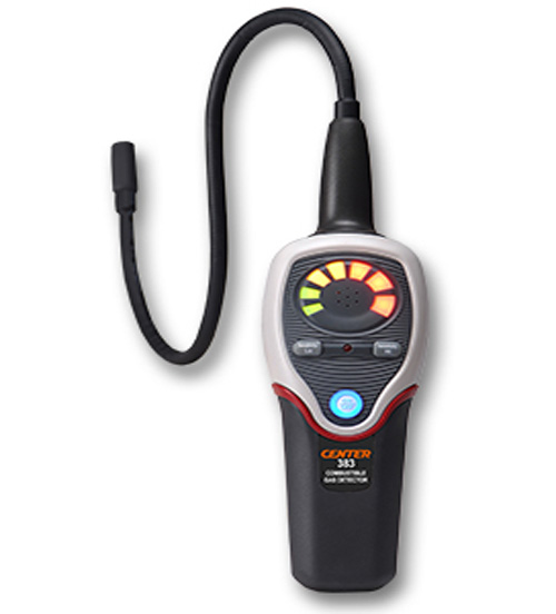 CENTER 383 Combustible Gas Leak Detector