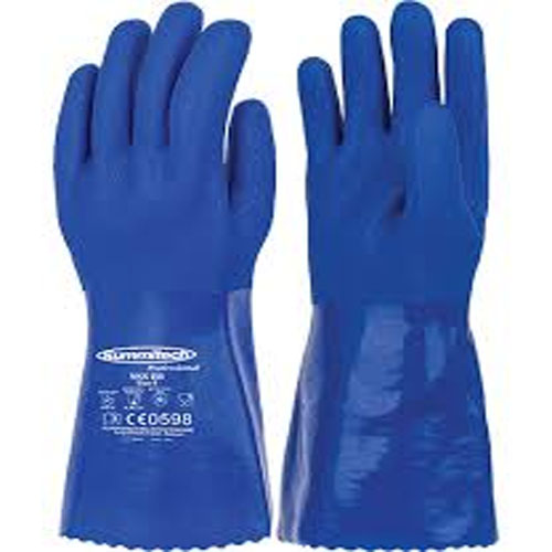 Chemical Resistant Gloves - Supported VK5 EB