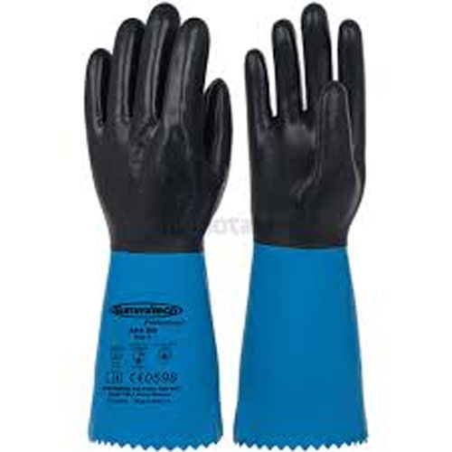 Chemical Resistant Gloves - Supported AK4 BB