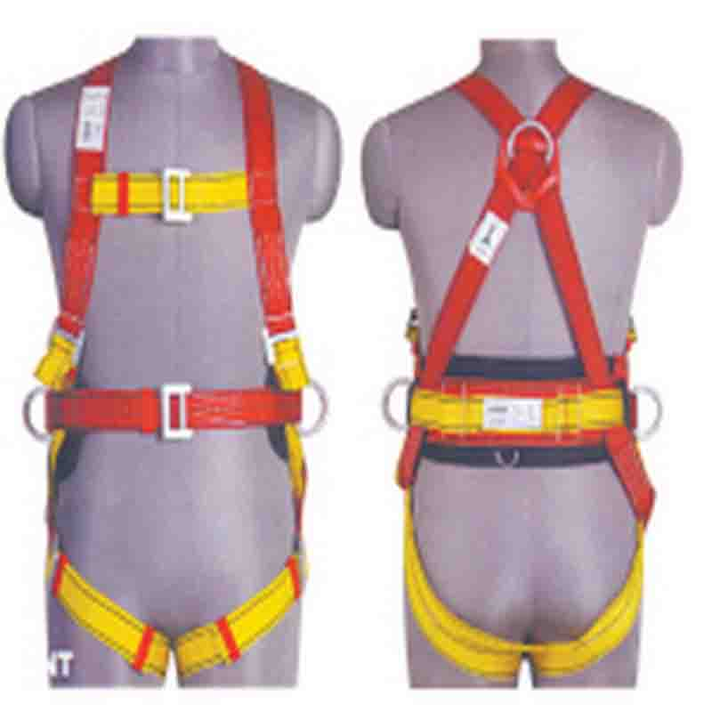 CIG KM41 (01) Full Body Harness Incorporated With Belt CIGKM01-02