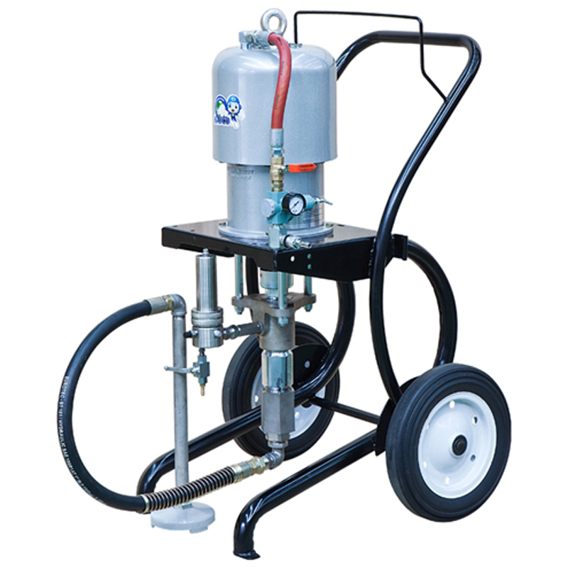 HASCO AIRLESS PAINTING SYSTEM PRO-681