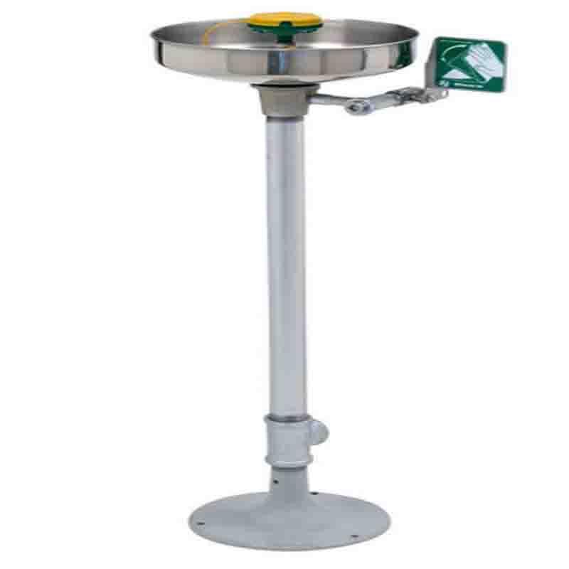 Haws AXION® MSR Pedestal Mount Eye/Face Wash 7361-7461