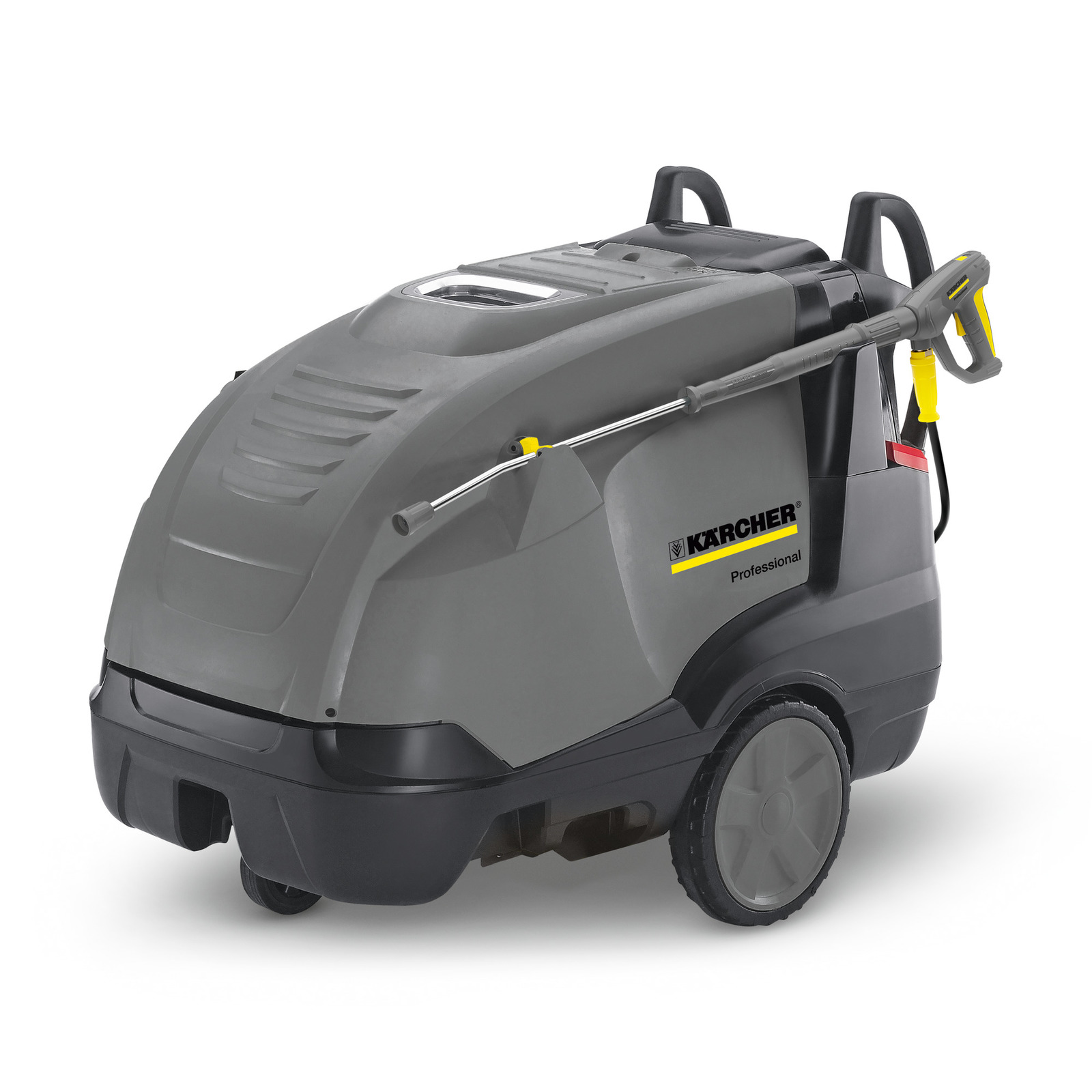 KARCHER - Hot Water High-Pressure Cleaners - HDS 12/18-4S