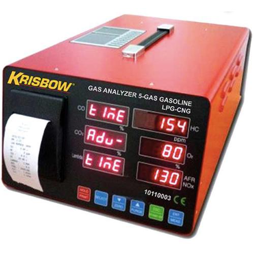KRISBOW Analyzer 5 Gas