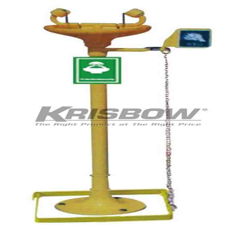 Krisbow EYE AND FACE WASH STANDING TYPE KW1000415