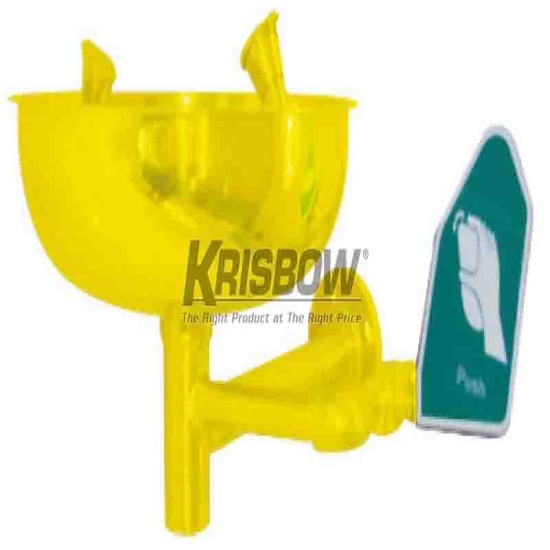 Krisbow Eye And Face Wash Wall Mounted Type KW1000416