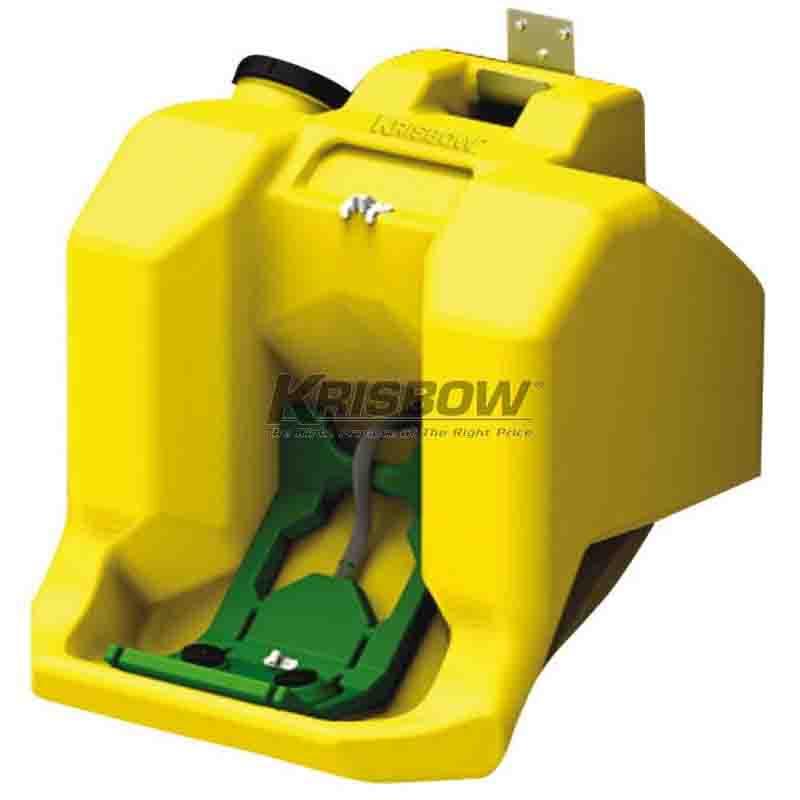 Krisbow Eye Wash Station Portable Yellow 10028141