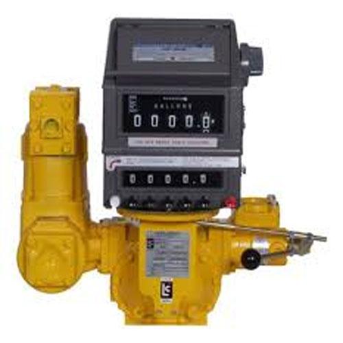LIQUID CONTROLS LC Meter M-7