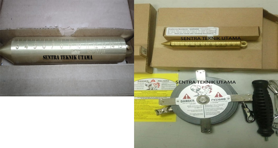 Lufkin Oil Gauging Tape