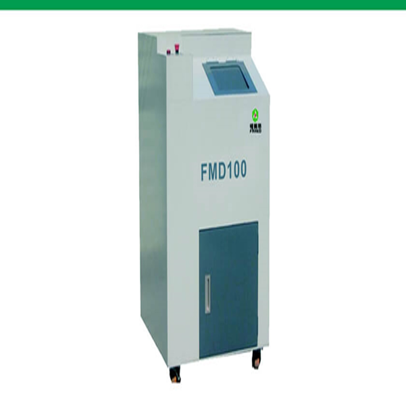 MEDICAL WASTE SHREDDER FMD 100