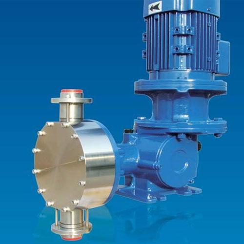 MS3 Series  Mechanical Diaphragm Metering Pumps