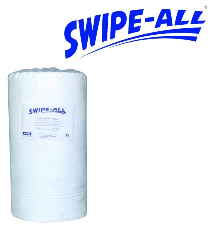 SWIPE ALL ABSORBENT - Bentuk - Roll