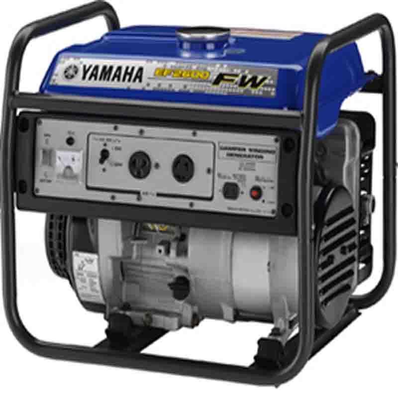 Yamaha Generator EF2600FW
